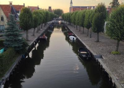 Zeilen in Friesland