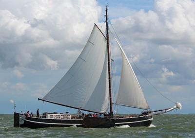 Zeilweekend IJsselmeer