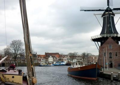 Noord-Holland zeilen