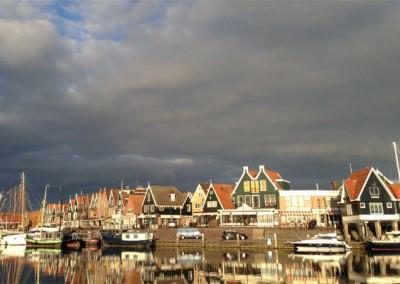 Zeilen Volendam