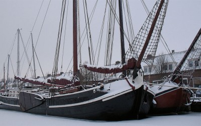 Winter activities on the Orion